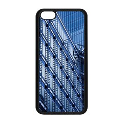 Building Architectural Background Apple Iphone 5c Seamless Case (black)