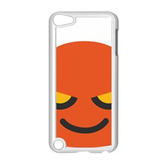 Devil Apple Ipod Touch 5 Case (white)