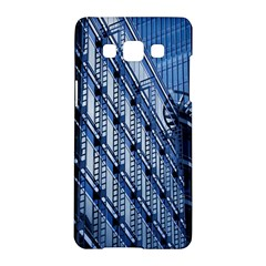 Building Architectural Background Samsung Galaxy A5 Hardshell Case