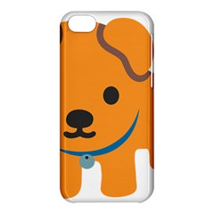 Dog Apple iPhone 5C Hardshell Case