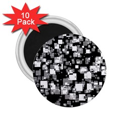 Pattern 2.25  Magnets (10 pack)