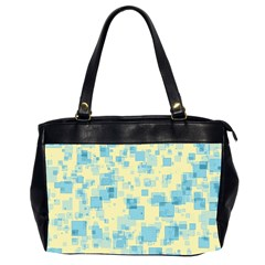 Pattern Office Handbags (2 Sides)