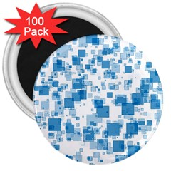 Pattern 3  Magnets (100 pack)