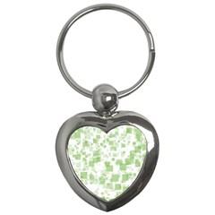 Pattern Key Chains (Heart)