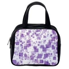 Pattern Classic Handbags (One Side)