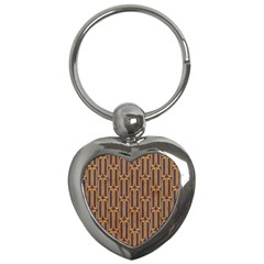 Chains Abstract Seamless Key Chains (heart)