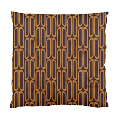 Chains Abstract Seamless Standard Cushion Case (two Sides)