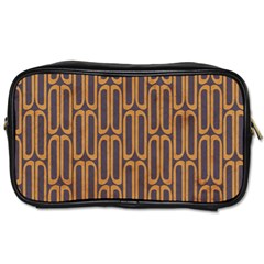 Chains Abstract Seamless Toiletries Bags