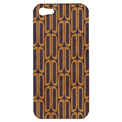 Chains Abstract Seamless Apple Iphone 5 Hardshell Case