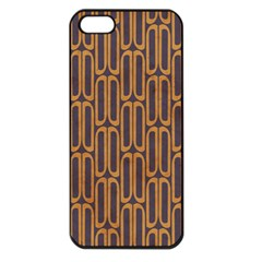 Chains Abstract Seamless Apple Iphone 5 Seamless Case (black)