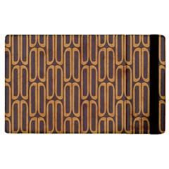 Chains Abstract Seamless Apple iPad 3/4 Flip Case