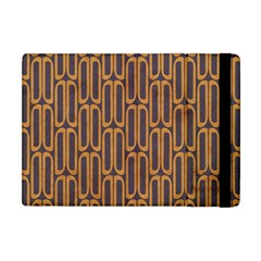 Chains Abstract Seamless Apple iPad Mini Flip Case