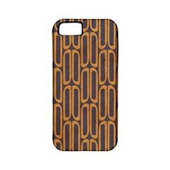 Chains Abstract Seamless Apple iPhone 5 Classic Hardshell Case (PC+Silicone)