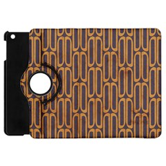 Chains Abstract Seamless Apple Ipad Mini Flip 360 Case