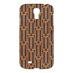 Chains Abstract Seamless Samsung Galaxy S4 I9500/I9505 Hardshell Case