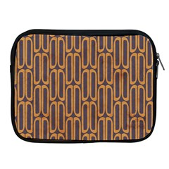 Chains Abstract Seamless Apple Ipad 2/3/4 Zipper Cases