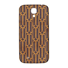 Chains Abstract Seamless Samsung Galaxy S4 I9500/I9505  Hardshell Back Case