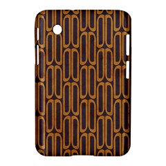 Chains Abstract Seamless Samsung Galaxy Tab 2 (7 ) P3100 Hardshell Case
