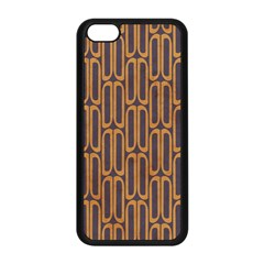 Chains Abstract Seamless Apple iPhone 5C Seamless Case (Black)