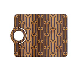 Chains Abstract Seamless Kindle Fire HD (2013) Flip 360 Case