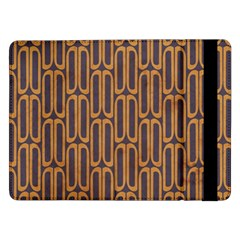 Chains Abstract Seamless Samsung Galaxy Tab Pro 12.2  Flip Case