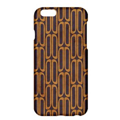 Chains Abstract Seamless Apple iPhone 6 Plus/6S Plus Hardshell Case