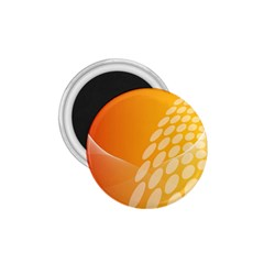 Abstract Orange Background 1 75  Magnets