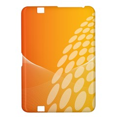 Abstract Orange Background Kindle Fire HD 8.9