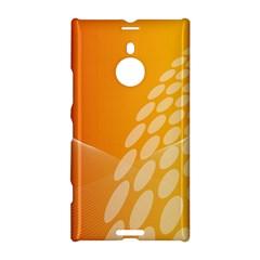 Abstract Orange Background Nokia Lumia 1520