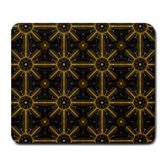 Digitally Created Seamless Pattern Tile Large Mousepads