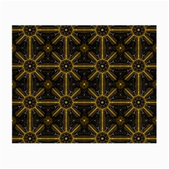 Digitally Created Seamless Pattern Tile Small Glasses Cloth
