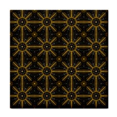 Digitally Created Seamless Pattern Tile Face Towel