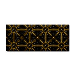 Digitally Created Seamless Pattern Tile Cosmetic Storage Cases