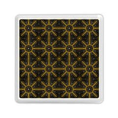 Digitally Created Seamless Pattern Tile Memory Card Reader (square)