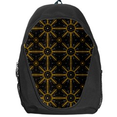 Digitally Created Seamless Pattern Tile Backpack Bag