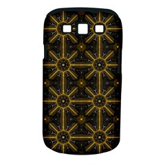 Digitally Created Seamless Pattern Tile Samsung Galaxy S III Classic Hardshell Case (PC+Silicone)