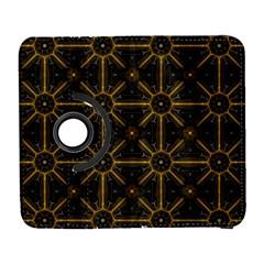 Digitally Created Seamless Pattern Tile Galaxy S3 (flip/folio)