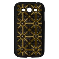 Digitally Created Seamless Pattern Tile Samsung Galaxy Grand DUOS I9082 Case (Black)
