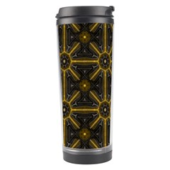 Digitally Created Seamless Pattern Tile Travel Tumbler