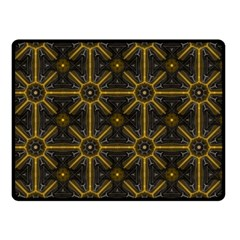 Digitally Created Seamless Pattern Tile Double Sided Fleece Blanket (Small)
