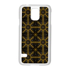 Digitally Created Seamless Pattern Tile Samsung Galaxy S5 Case (white)