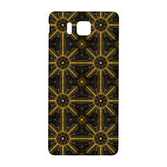 Digitally Created Seamless Pattern Tile Samsung Galaxy Alpha Hardshell Back Case