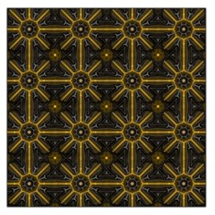 Digitally Created Seamless Pattern Tile Large Satin Scarf (Square)
