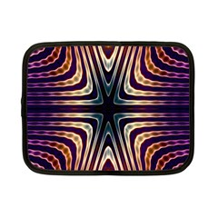 Vibrant Pattern Colorful Seamless Pattern Netbook Case (small)