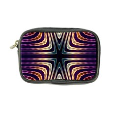 Vibrant Pattern Colorful Seamless Pattern Coin Purse