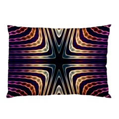 Vibrant Pattern Colorful Seamless Pattern Pillow Case (Two Sides)