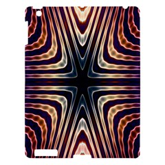 Vibrant Pattern Colorful Seamless Pattern Apple iPad 3/4 Hardshell Case