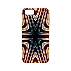 Vibrant Pattern Colorful Seamless Pattern Apple iPhone 5 Classic Hardshell Case (PC+Silicone)