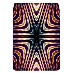Vibrant Pattern Colorful Seamless Pattern Flap Covers (l)