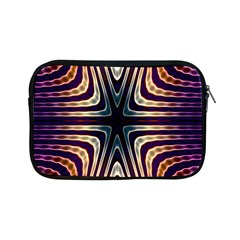 Vibrant Pattern Colorful Seamless Pattern Apple iPad Mini Zipper Cases